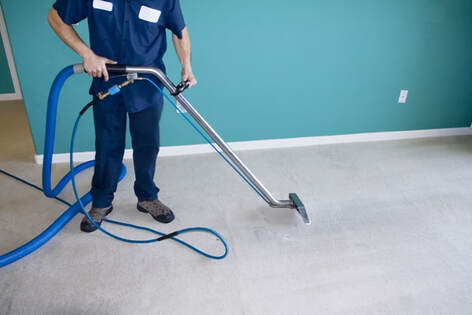 carpet cleaning company steam cleaning room of home